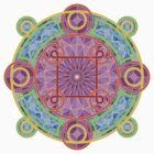 Mandala by tudi