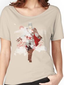 Assassins Creed: Ezio Auditore da Firenze Giclee Art Print Women's Relaxed Fit T-Shirt