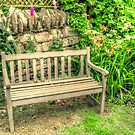 Wooden Garden Bench by Rewards4life