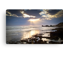 Lights Out  2  Canvas Print