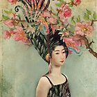 the cherry tree by Catrin Welz-Stein
