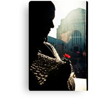 'War Memorial' Canvas Print