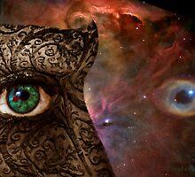 Universal Eyes by Elisabeth Dubois