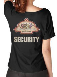 Five Nights at Freddy's - FNAF - Freddy Fazbear's Security Logo Women's Relaxed Fit T-Shirt