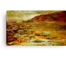 Little Waterloo Bay  Canvas Print
