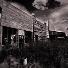 This old Town has seen better days by Andrew (ark photograhy art)