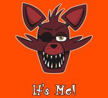 Five Nights at Freddy's - FNAF - Foxy - It's Me! Kids Tee