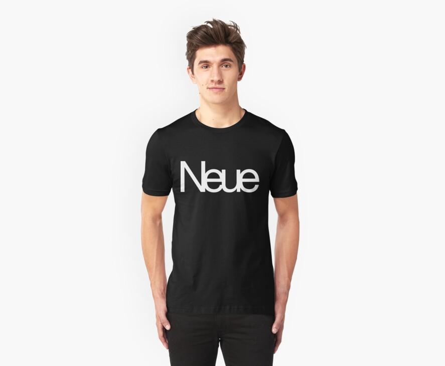 Helvetica Neue by Robin Lund