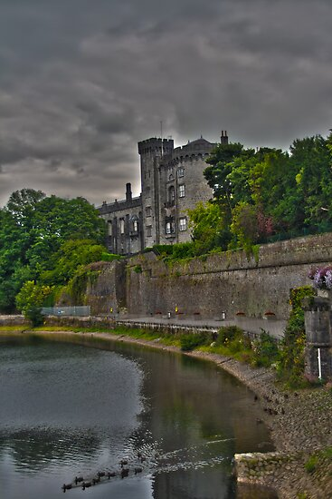 Kilkenny Castle by Donal O Faogain