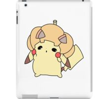 Cute Pokemon PikaBOO! iPad Case/Skin