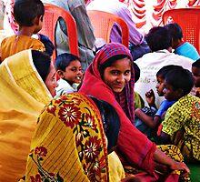 Bangla Woman by Vandana Indramohan