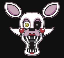 Five Nights at Freddy's - FNAF - Mangle Kids Tee