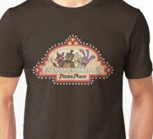 Five Nights at Freddy's - FNAF - Freddy Fazbear's Logo Unisex T-Shirt