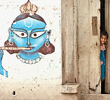 Living In God's Embrace by Anirban Brahma