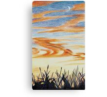 Oz Skyscape Canvas Print