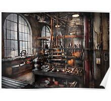 Steampunk - Room - Steampunk Studio Poster