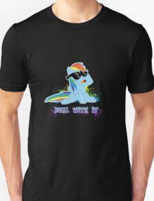 My Little Pony - MLP - Raindow Dash - Deal With It T-Shirt