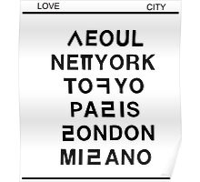 love city Poster