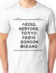 love city Unisex T-Shirt