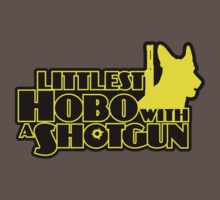 Littlest Hobo with a Shotgun by Chuffy