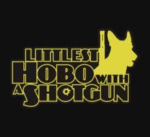 Littlest Hobo with a Shotgun Baby Tee