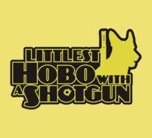 Littlest Hobo with a Shotgun Kids Clothes