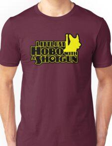 Littlest Hobo with a Shotgun Unisex T-Shirt
