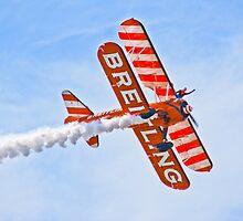 Breitling bi-plane by chrisallen236