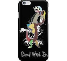 My Little Pony - MLP - Discord - Deal With It iPhone Case/Skin