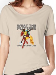 what the future used to look like Women's Relaxed Fit T-Shirt