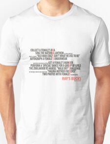 Ray's List Unisex T-Shirt