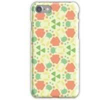 Abstract  geometry color seamless pattern . iPhone Case/Skin