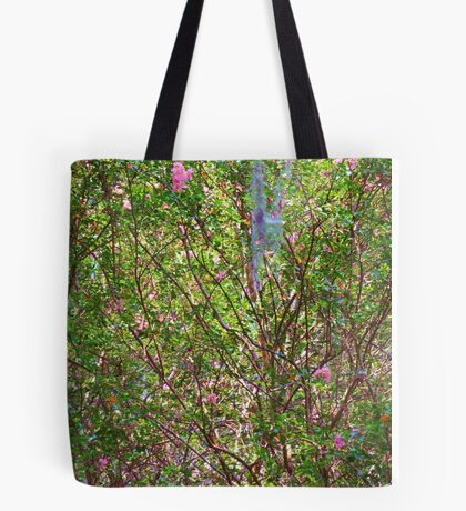 fanciful facade Tote Bag