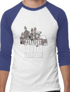 Straight Outta Trumpton Men's Baseball ¾ T-Shirt