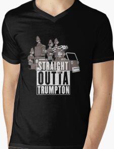 Straight Outta Trumpton Mens V-Neck T-Shirt