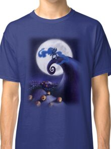 My Little Pony - MLP - Nightmare Before Christmas - Princess Luna's Lament Classic T-Shirt