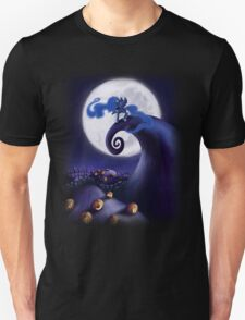 My Little Pony - MLP - Nightmare Before Christmas - Princess Luna's Lament Unisex T-Shirt