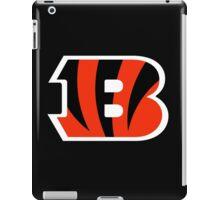 chincinati bengals iPad Case/Skin