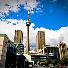Cn Tower by petitejardim