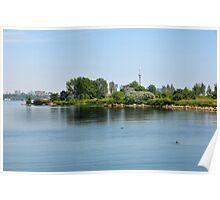 Humber Bay Park  Toronto Poster