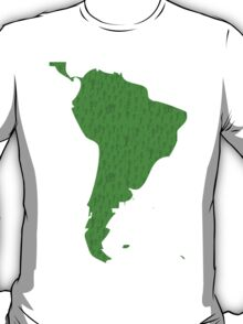 Latin American full of happy smiling people T-Shirt