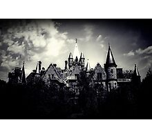 Fairy Tale ~ Chateau Noisy Photographic Print