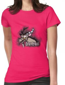 My Little Pony - MLP - Discord - Chaos Reigns Womens Fitted T-Shirt