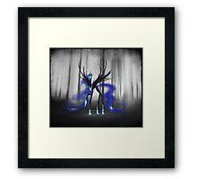 My Little Pony - MLP - Nightmare Moon  Framed Print