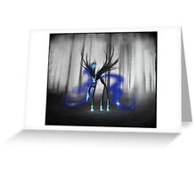 My Little Pony - MLP - Nightmare Moon  Greeting Card