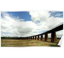 Tailem Bend Rail-Line Poster