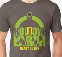 HOLLOW EARTH Unisex T-Shirt