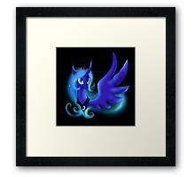My Little Pony - MLP - Princess Luna Framed Print