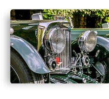 1930's Aston Martin Canvas Print