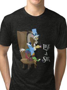 My Little Pony - MLP - Discord - Like a Sir Tri-blend T-Shirt